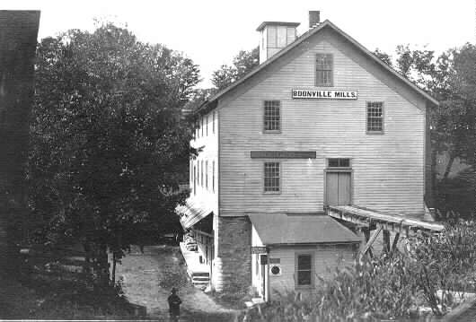 The Boonville Mill