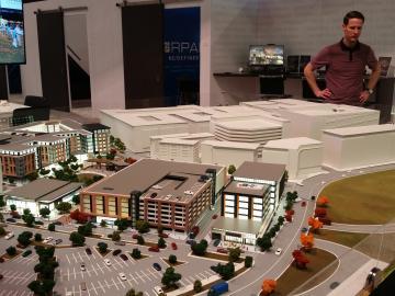 Washington D.C. Area Housing Development