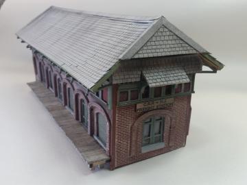 Jim Thorp Pa. Freight Station