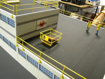 Leading Edge Safety Trade Show Model