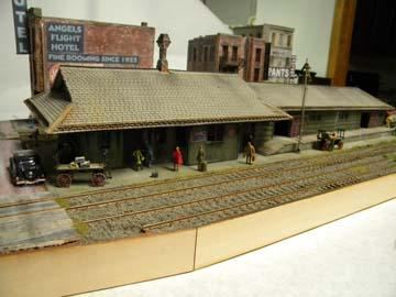 Livonia Station