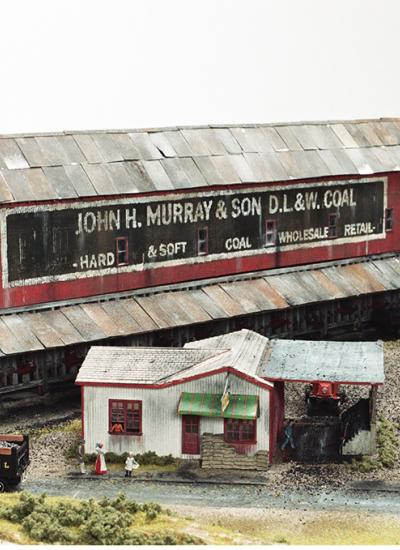 John H. Murray & Son Coal Dealership
