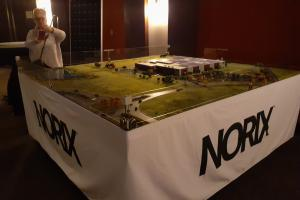 Norix Factory Chicago Ill