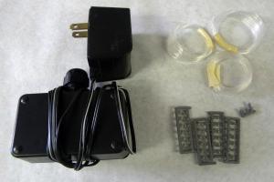 Fiber Optic Lamp Kit