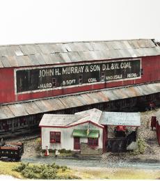 John H. Murray & Son Coal Dealership